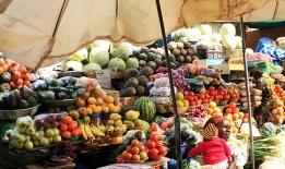 Marchand de fruit Ouagadougou