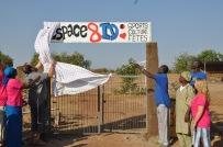 Inauguration de l'Espace 8ID
